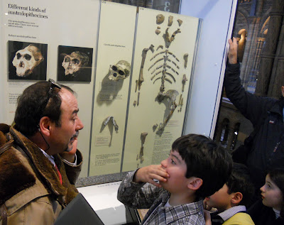 bambini al museo