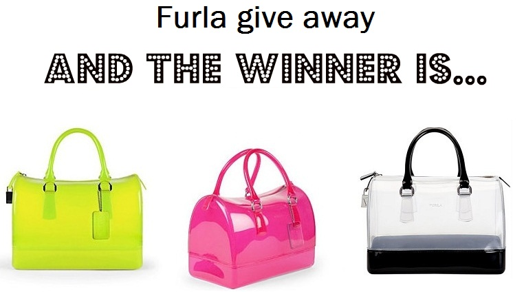 And the Furla winner is