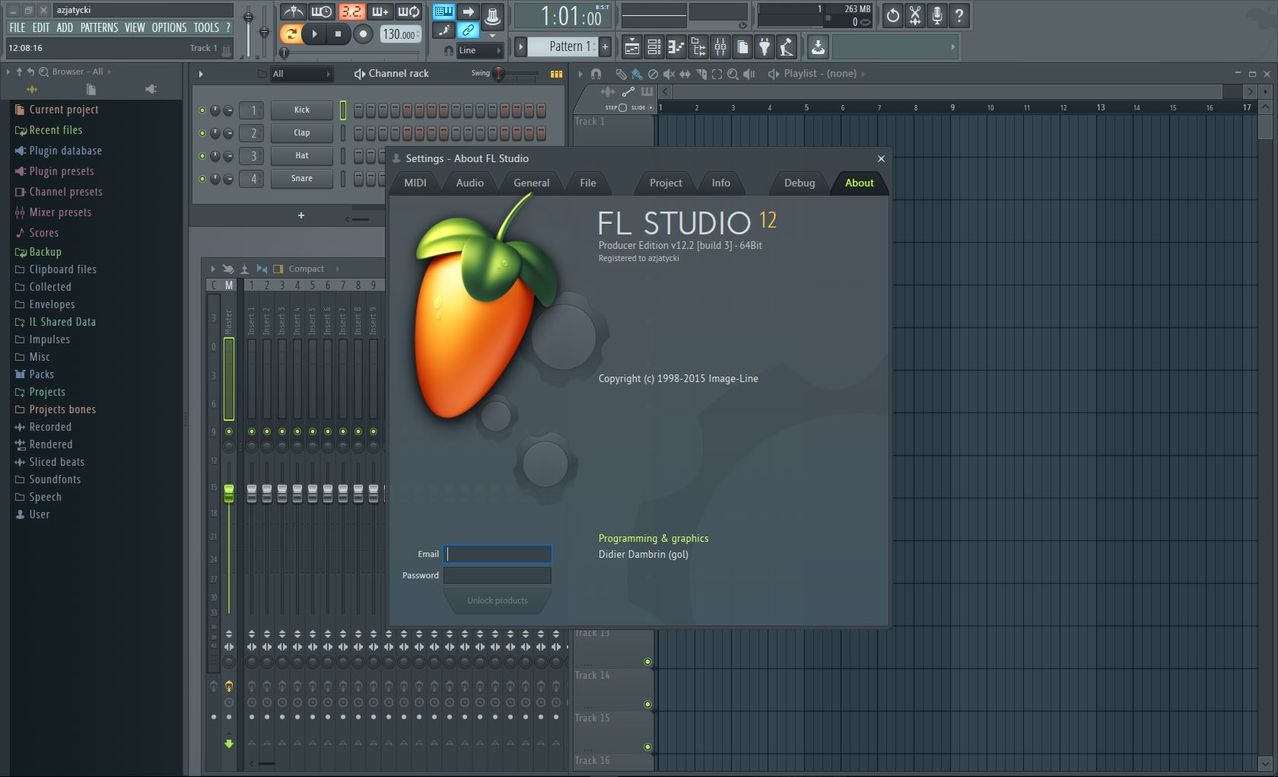 fl studio 11 crack  64 bit