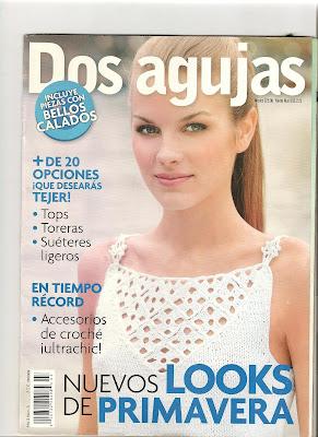 Revista: Dos agujas (especial calados)
