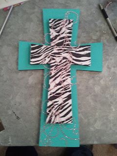 Decorating Wooden Crosses Ideas | Modern World Furnishin Designer Blog