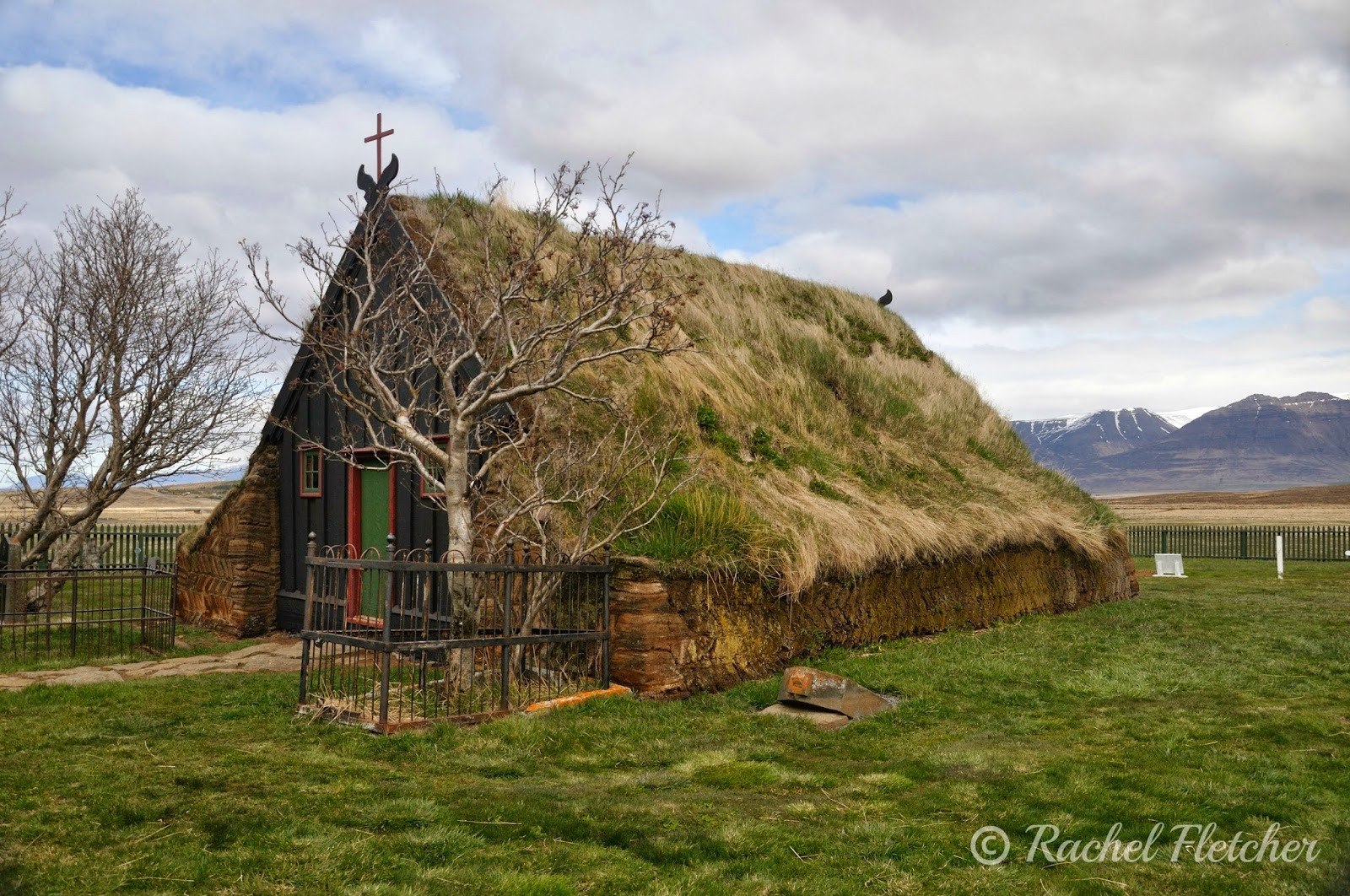 Víðimýri turf church