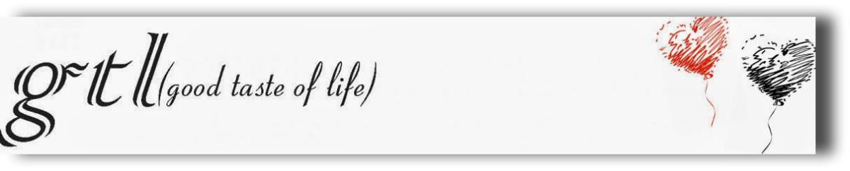 Good ·Taste ·of ·Life | gtl