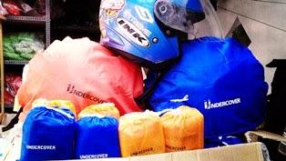 Usaha Menguntungkan Jaket Helm Undercover