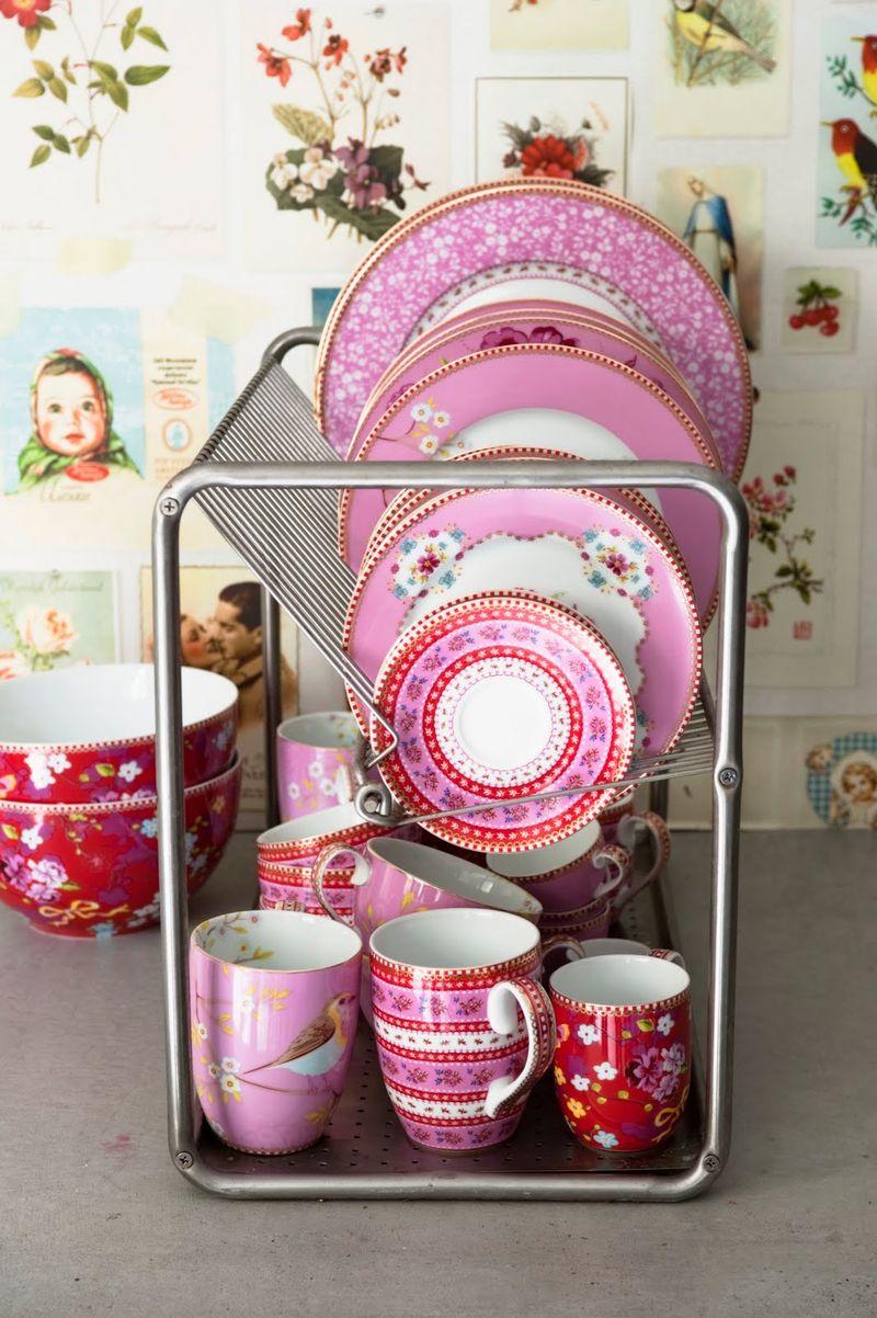 Bubble tea love sunday morning with pip studio - Acheter vaisselle pip studio ...