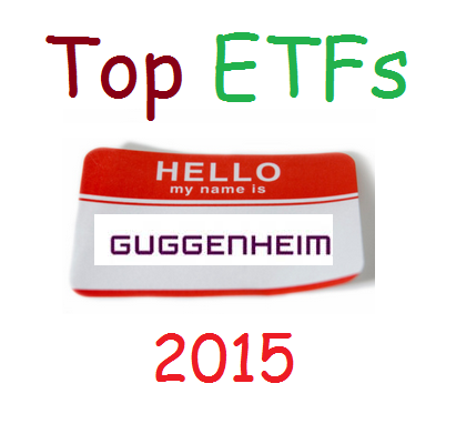 Top Guggenheim ETFs