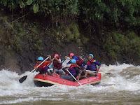Arung Jeram Sungai Serayu