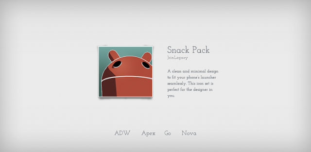Snack Pack v1.3.1 APK
