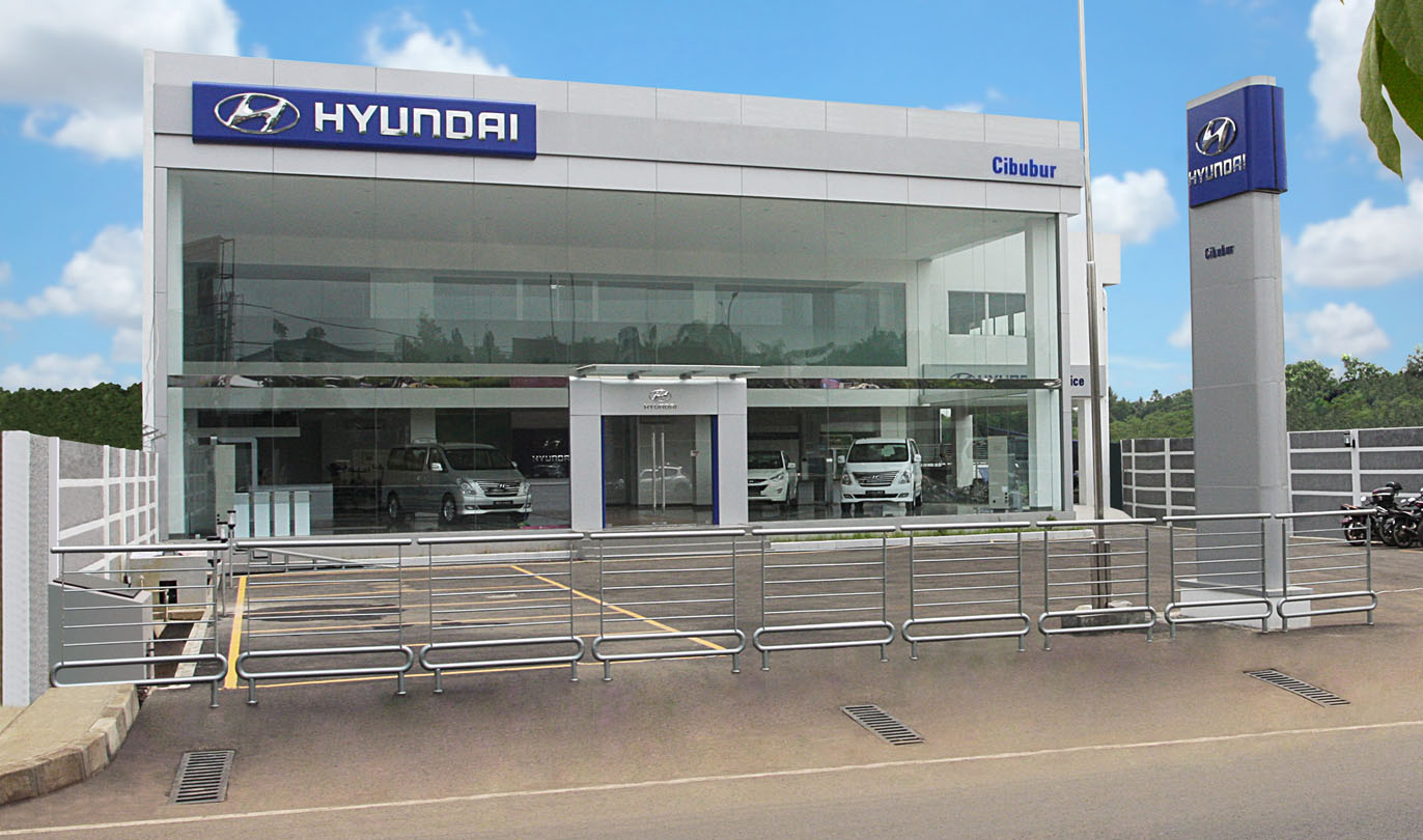 SHOWROOM MOBIL HYUNDAI JAKARTA: Hyundai Cibubur