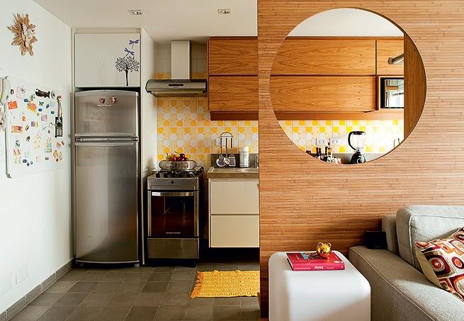 Decora o de interior casas pequenas - Interiores de casas pequenas ...