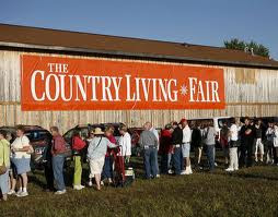 Follow my Country Living Fair blog!