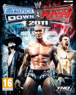 Download Game WWE Smackdown vs RAW 2011 Full Version PC Game