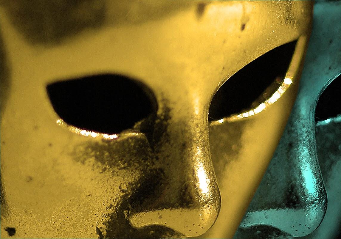 mask ego wearing spiritual superiority