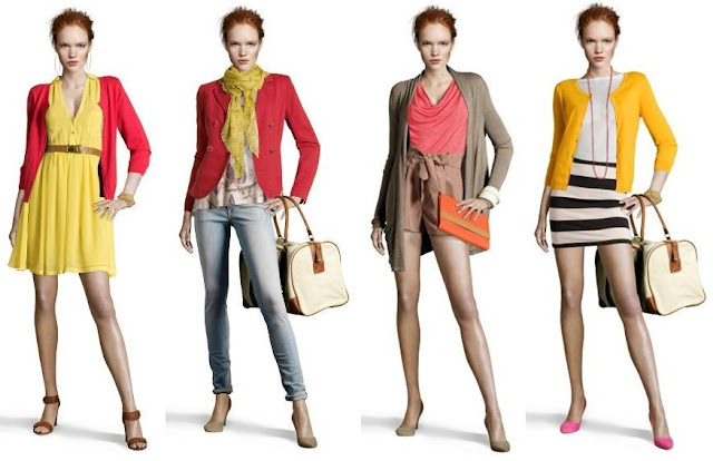 Jarné trendy 2012