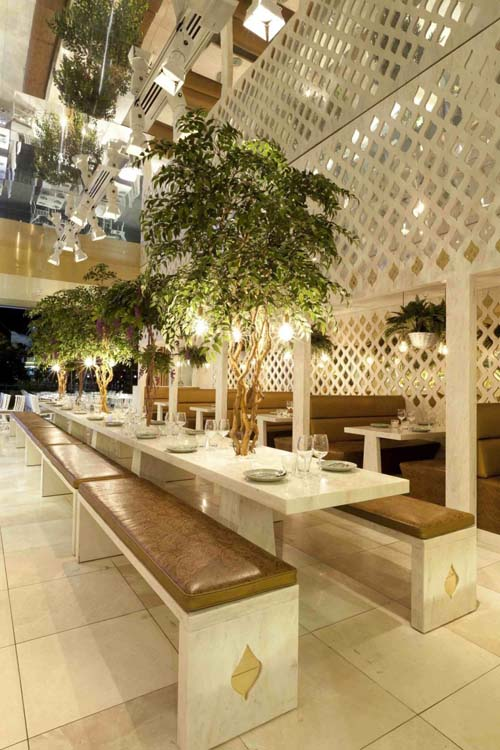 Thai Restaurant Design