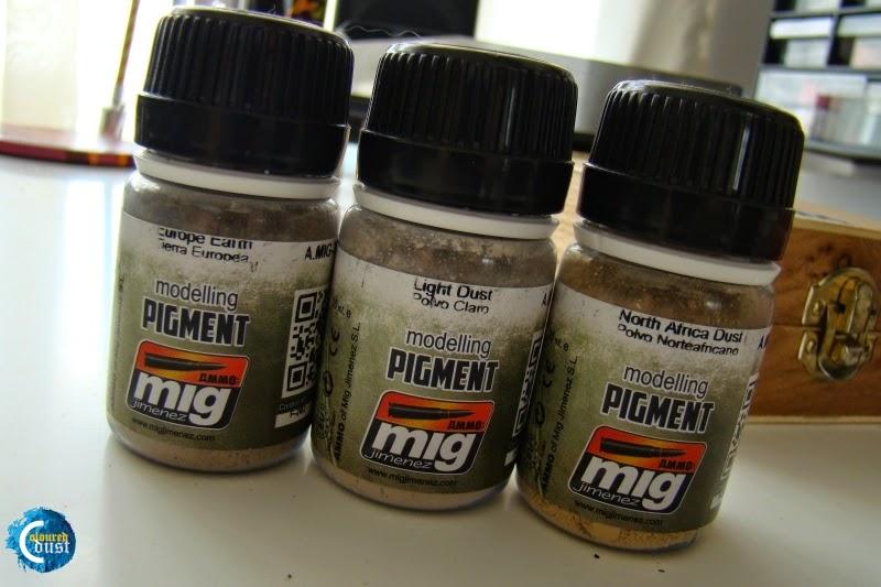 AMMO pigments