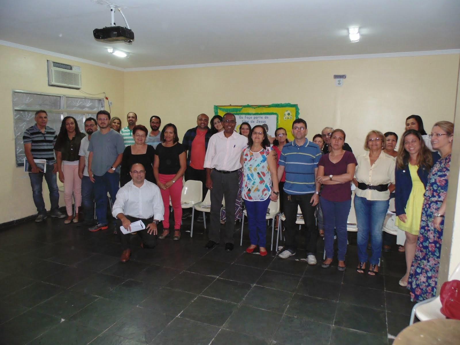 Escola de Líderes SIBJA - Primeira Turma