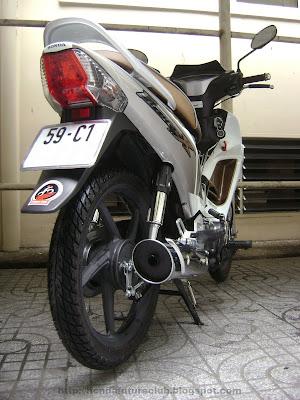 Honda Future X FI 06