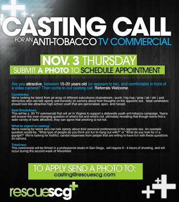 San Diego Casting Call