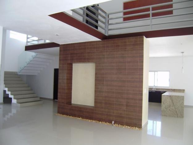 decoraci n minimalista y contempor nea limitar espacios On muros minimalista interiores
