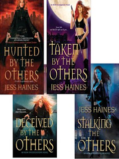 H&W Investigations by Jess Haines e-bundle