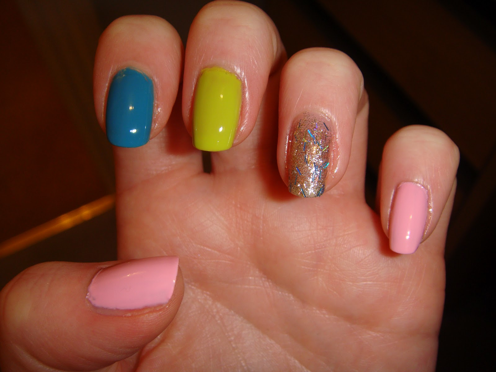 Nicki Minaj Opi Mini Nail Polish Collection Part 2