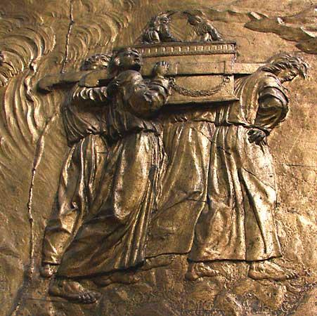Misteri Tabut As-Sakinah Nabi Musa - Bhg II