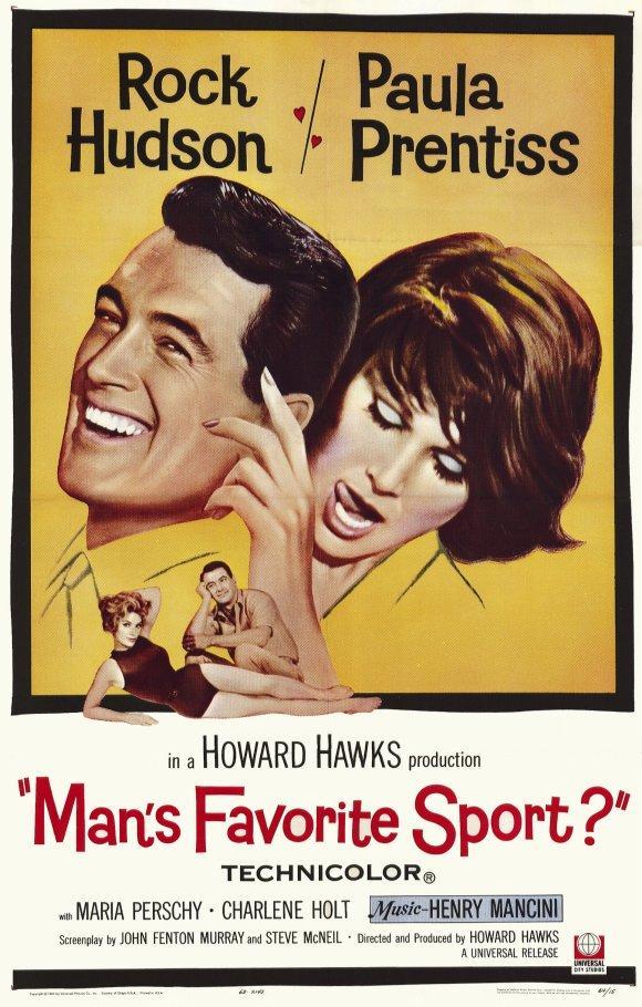Su juego favorito (Howard Hawks)
