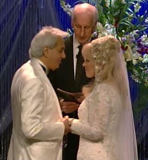 benny hinn remarriage photos