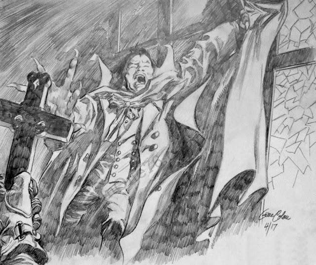 Gene Colan, Vampire pictures, Vampire art, Vampire portraits, Vampire images, Gothic art, Dark art, Vampiros en el arte, Arte vampírico, Imágenes de vampiros