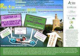 Acciones descentralizadas Río+20 Vente pal río!