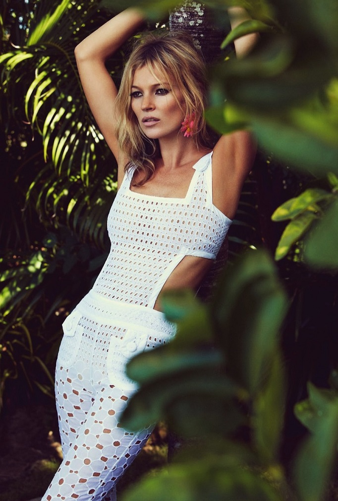 Kate Moss Vogue June 2013