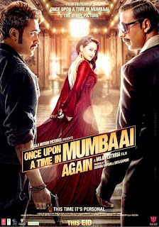 The First Day show of Once Upon A time in Mumbai