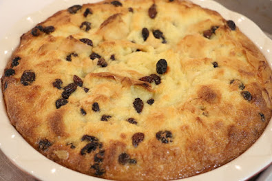 Pudim de Pão - Bread Pudding