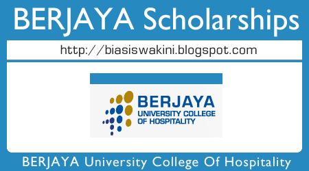 Berjaya University College of Hospitality Scholarships