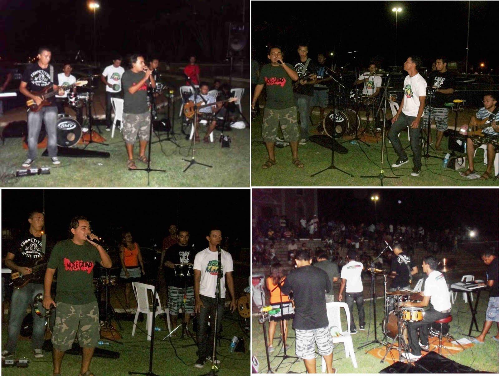 organização do cícero marques veja imagens do reggae boca da mata