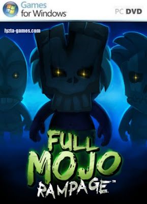Full Mojo Rampage PC Cover