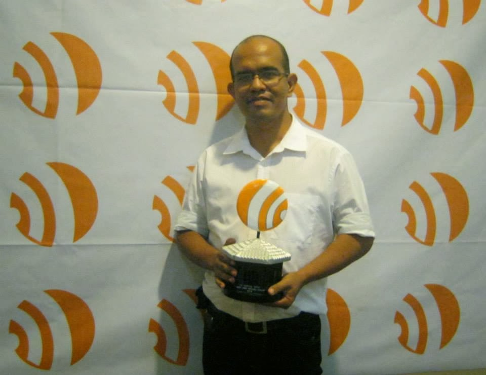 Best Cebu Blogs Best Personal Blogger Awardee 2013