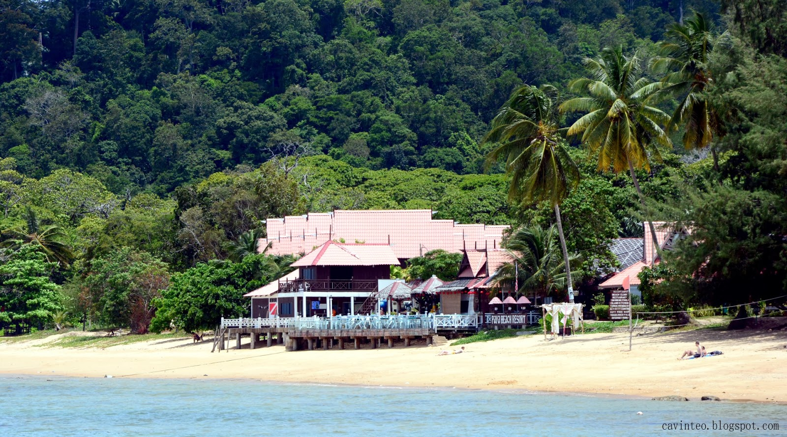 vacation to pulau tioman essay Vacation rentals in tioman island we really enjoyed our stay in a small cute chalet on pulau tioman and we recommend this resort for everyone.