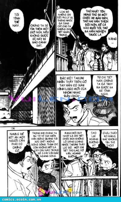 Detective Conan - Thám Tử Lừng Danh Conan chap 552 page 2 - IZTruyenTranh.com