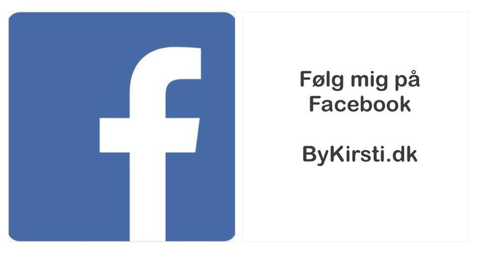 Følg mig på Facebook her/ Follow me on Facebook here