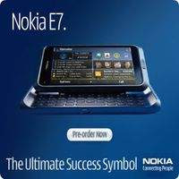 The Nokia E7 Smartphone