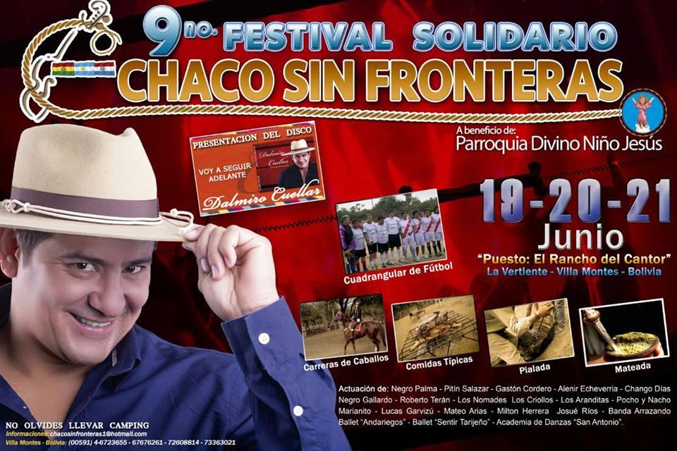 9no FESTIVAL SOLIDARIO CHACO SIN FRONTERAS - VILLAMONTES