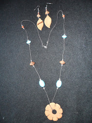 Jewelry: available for sale; either separately or as sets unless indicated as sold.