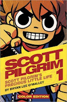 Scott Pilgrim Color Volume 1: Precious Little Life