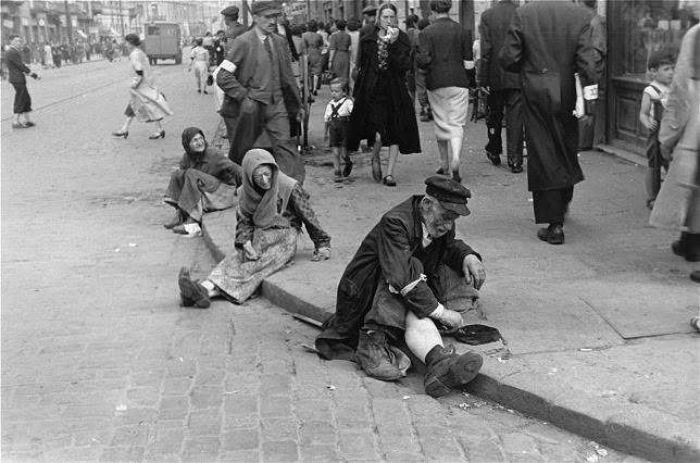 Fotografías prohibidas del Gueto de Varsovia