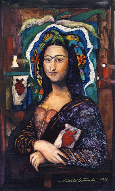 La mujer del cuadro