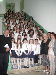 """Corleone, Carovana Antimafie 2011. Don Ciotti: """"E' il noi che vince!"""""""