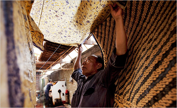 Batik Indonesia - Bocah Gendheng