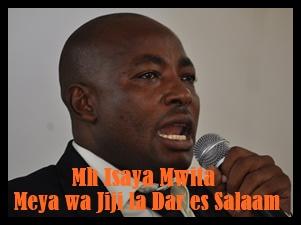 Meya wa Jiji la Dar es Salaam